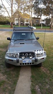 2003 GU 3 Nissan Patrol City North Canberra Preview