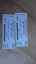 2 x tickets Basel Chamber Orchestra @ Opera House 29 Nov Sydney City Inner Sydney Preview