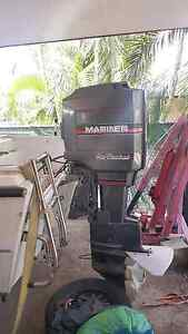 5m seafarer with 100hp mariner 2 stroke Woodroffe Palmerston Area Preview