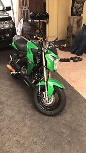 2016 Kawasaki Z-125   (Similar to Honda Grom) Payneham Norwood Area Preview