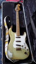 Fender Strat. Rare 25th anniversary model. Strathdickie Whitsundays Area Preview