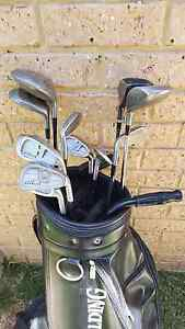 Spalding Golf clubs Scarborough Stirling Area Preview