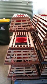 Cray pots and Floats Balcatta Stirling Area Preview
