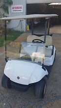 Yamaha golf cart, electric with strong batteries, current model  East Brisbane Brisbane South East Preview