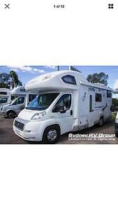 Motor home wanted to hire Holland Park West Brisbane South West Preview