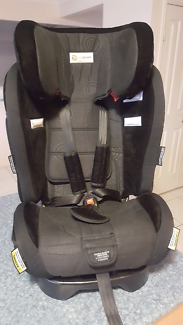 infasecure convertable car seat 0-8yrs