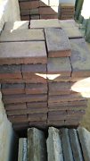 Approx 200 red path paver bricks Kardinya Melville Area Preview