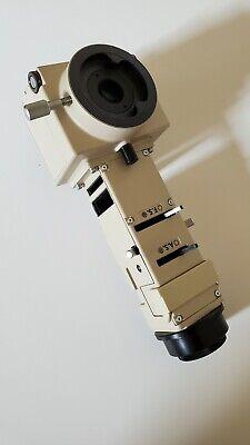 Olympus Microscope Bh2-uma Bright Field Universal Vertical Illuminator