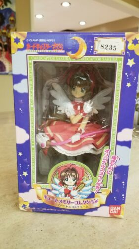 Card Captor Sakura Cute Memory Collection Figure Bandai Limited JAPAN ANIME