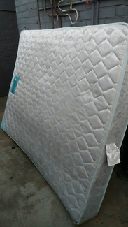 Queen size mattress fair condition - free delivery $50