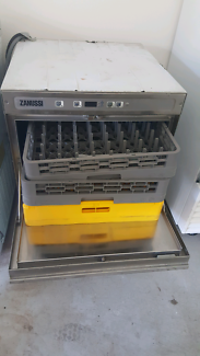 Zanussi Commercial Dish Washer Thomastown Whittlesea Area Preview