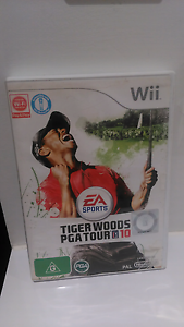 Tiger Woods Wii game Fortitude Valley Brisbane North East Preview