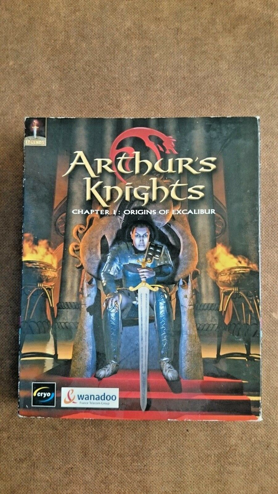 Arthur's Knights  Chapter 1 Origins of Excalibur (BIG BOX  EDITION)