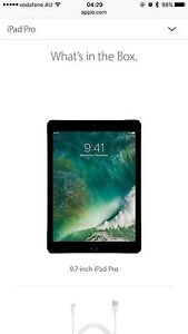 iPad Pro wanted! Prefer 9'7 ones Southbank Melbourne City Preview