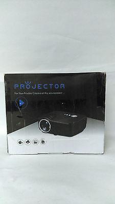 Simplebeam GP70 LED Projector 1200 lumens 800x480 Multimedia Beamer