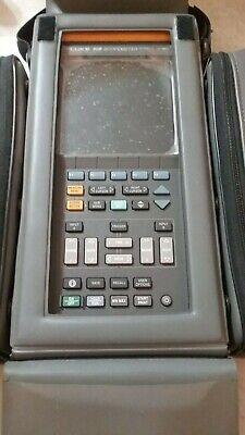 Fluke 96b 60mhz Digital Oscilloscope Scopemeter Series 2 With Carry Case Reduced