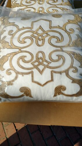 Lili Alessandra Decorative Pillows Angie Collection-Biege