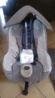 Safe-n-Sound children safety seat