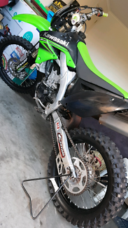 Kx450f 2010 injected