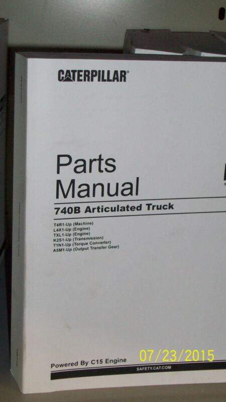 Cat 740B Articulated Truck