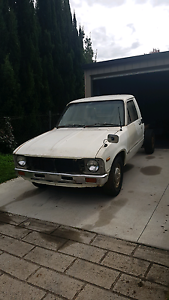1981 rn40 hilux wrecking Toowoomba Toowoomba City Preview