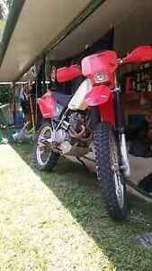 Honda xr250rx 1999 with big bore kit Lawnton Pine Rivers Area Preview