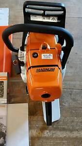 Stihl MS661 CM Magnum Brand New Factory Warranty still in box Acacia Hills Kentish Area Preview