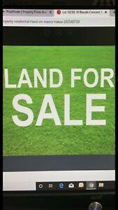 Land at GEM Estate, Manor Lakes
