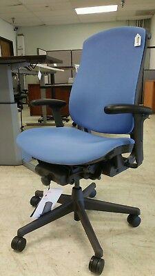 Herman Miller Celle Office Chair Blue Refurbishedopen Box