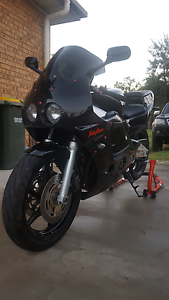 1992 CBR250RR MC22 Denman Muswellbrook Area Preview