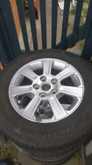 Holden 16inch ve omega wheels set of 5 new tyres rims alloys mags
