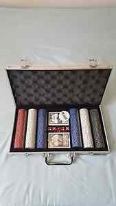 Brand New Professional BCG Poker Set Limited edition** NEGOTIABLE Sutherland Sutherland Area Preview