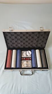 Brand New Professional BCG Poker Set Limited edition** NEGOTIABLE