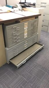 Drawing drawers, drawing cabinet