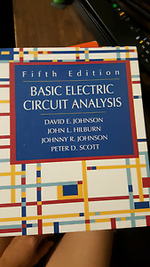 Basic Electric circuit analysis Herston Brisbane North East Preview