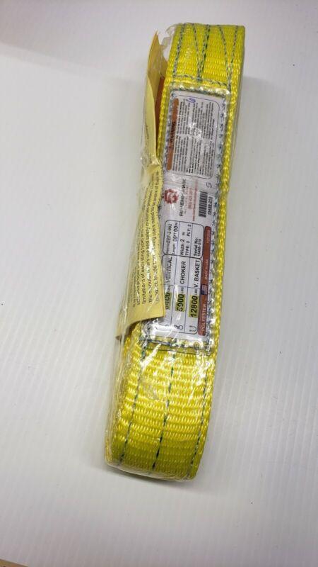 Riverhawk EEF-2-902 Synthetic Web Sling Strap