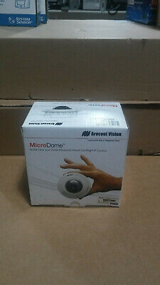 Arecont 3 Mp Camera (ARECONT VISION AV3455DN-F 3MP MicroDome In Ceiling Mount Indoor IP)