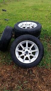 5 Cheviot 14inch wheels Jamberoo Kiama Area Preview