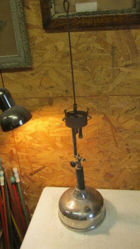 Antique Coleman Quick Lite Table Lamp Parts