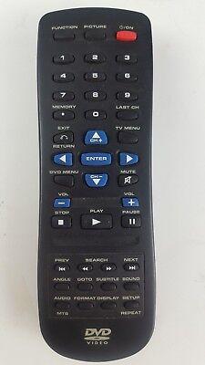 DVD P05046-3 REMOTE CONTROL ORIGINAL