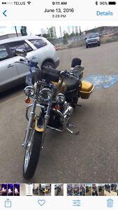 2008 Harley XL1200 custom