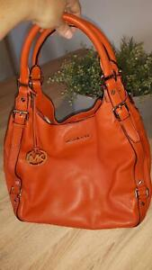michael kors bedford shoulder tote large