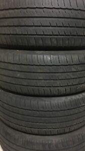 4-235/60R18 Michelin all season