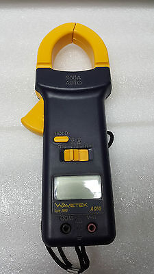 Wavetek - Ac65 - 4000 Count Clamp Meters 600a