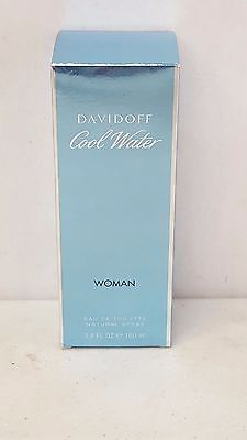 Davidoff Women's Cool Water Eau de Toilette Spray, 3.4 fl. oz. Brand NEW