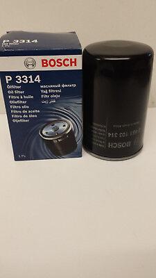 Audi TT 1.8 1.8T 1.8 Sport 1781cc  Genuine Bosch Oil Filter
