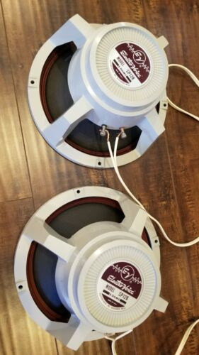 Electro-Voice SP12B Coaxial Full Range Speaker Pair Tested & Excellent Condition