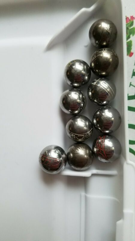 Pachinko Balls 10 pieces made in japan target abroad ltd. VINTAGE CLASSIC