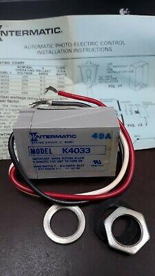 Intermatic Photoelectric Control Model K4033