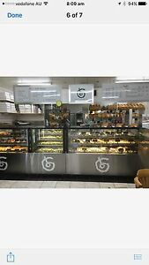 Bakery cafe Goodwood Unley Area Preview
